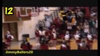 16个扣碎篮板的惊人瞬间