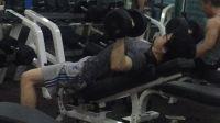健身房的人们