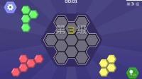 4399小游戏六角形拼图小底盘 过关攻略视频1-5关