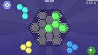 4399小游戏六角形拼图小底盘 过关攻略视频16-20关