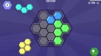 4399小游戏六角形拼图小底盘 过关攻略视频46-70关