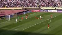 世预赛-中国国足0-1伊朗 出线形势堪忧