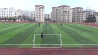 青岛大学教工足球队2017年3月29日中午活动