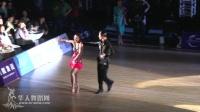 2017年中国体育舞蹈公开系列赛(武汉站)职业组L决赛SOLO桑巴侯垚 庄婷