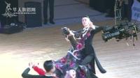 2017年中国体育舞蹈公开系列赛(武汉站)16岁以下组A级S半决赛华尔兹【VIP】许涛 范晨梦