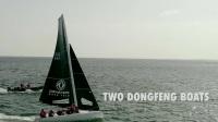 东风队即将亮相法国西部省帆船赛!分队练兵剑指沃帆港内赛