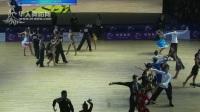 2017年中国体育舞蹈公开系列赛(武汉站)18岁以下组B级L预赛伦巴1