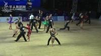 2017年中国体育舞蹈公开系列赛(武汉站)A组新星L第二轮斗牛3