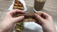 卷发器做蛋卷 小野的下午茶 14