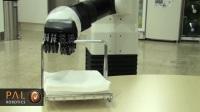 Tiago智能移动抓取机器人完成各种任务