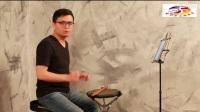 附点音符的练习架子鼓基本教学__最新手脚复合跳架子鼓教程