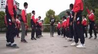 六年级体育课《单手肩上投篮》执教:南江县关田乡小学杨森