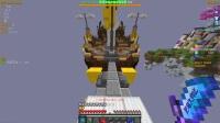 肥皂解说 我的世界天空巨人69:神级配合 Minecraft服务器PVP小游戏