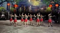 小可乐广场舞《我想你想疯了》庆祝五一劳动节集体留念
