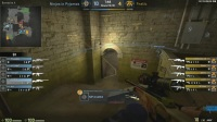 Fnatic vs NIP ECS CSGO欧洲区 第二场 5.4
