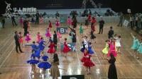 2017年CBDF中国杯巡回赛(上海站)业余12岁女双B组L半决赛伦巴