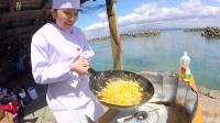 抓日本深海鱼做四川水煮鱼→当然超好吃!