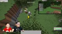 【酷爱游戏解说】我的世界Minecraft神奇宝贝模组生存283大小皮卡,白桦林抓皮卡丘