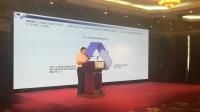 宏皓给天津银行烟台分行高管讲授《金融创新助力地方经济转型发展》