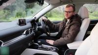 SUV之争 2017款马自达CX-5/2017款途观