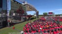 波士顿大学第144届毕业典礼丨NBC环球有线娱乐集团主席Bonnie Hammer毕业典礼致辞