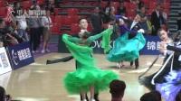2017年中国体育舞蹈公开系列赛(温州站)青年组S半决赛华尔兹【VIP】许涛 范晨梦