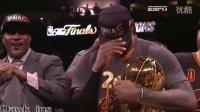 NBA总决赛詹姆斯十佳球隔扣篮杜兰特盖帽库里集锦1