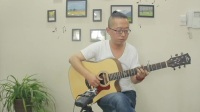 南阳阿勇吉他学校 小奇弹唱《玛丽》
