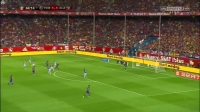 [足球]国王杯决赛:巴萨vs阿拉维斯 - 梅西内马尔闪耀全场