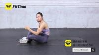 一招帮助女生锻炼手臂 48