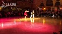2017年黑池舞蹈节表演舞牛仔STEFANO DI FILIPPO & DARIA CHESNOKOVA