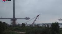 長江二橋建設進展