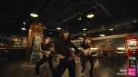 单色舞蹈爵士舞导师个人视频 一段超火辣的爵士舞《超想红》