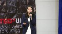 碰撞未来的艺术:侯甜芳@TEDxUIC
