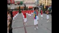 蓬勃发展的海伦中心广场舞蹈队