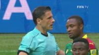 Match 7- Cameroon v Australia