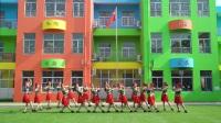 """黄岛区辛安幼儿园""""不忘初心,凝心聚力,跳红歌水兵舞,喜迎十九大!""""师德建设之舞蹈(二)水兵舞《浏阳河》"""