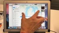 MAC有了触屏功能 库克:我怎么不知道?