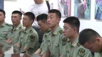 现场  《血战湘江》走进解放军三军仪仗队    放映活动在官兵中引起强烈反响