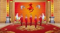 苏北君子兰广场舞系列--306--祝寿歌
