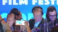 现场:塞班国际电影节沪上启动 余男洪金宝奚美娟齐助阵
