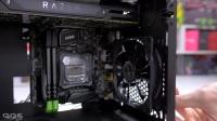 雷蛇水冷机箱 组装电脑-西瓜视频