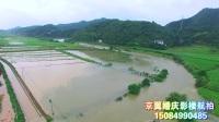 淳口镇鹤源社区西湖桥涨大水啦
