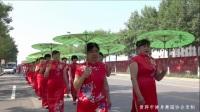 """黄骅市2017年6月""""千人旗袍秀""""活动剪影"""