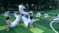 商丘梁园区京港瑜伽队!