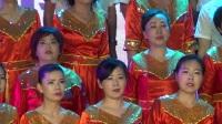 合唱《太阳最红毛主席最亲》表演:声乐六班2017.6.23