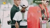 杨祐宁上演荒岛求生记 20170625