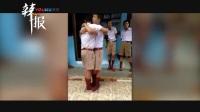 泰国两男生打架 老师罚彼此拥吻100次引争议