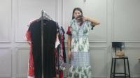 6月26日 杭州越秀服饰(连衣裙系列)多份 35件 960元【注:不包邮】