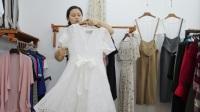 阿邦服装批发-新款夏装时尚连衣裙20件起批--606期